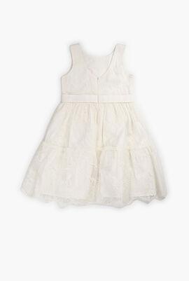 Ivory Lace Dress