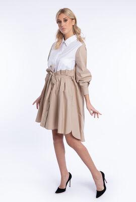 Long Sleeves Shirt Dress