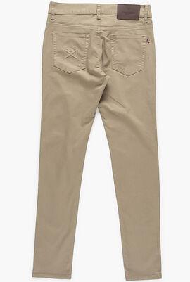 Wash 5 Pocket Pants