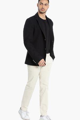 Gianni Single-Breasted Jacket