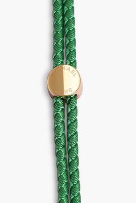 Silk Slider Cord Bracelet