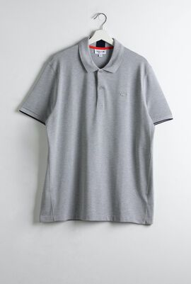 Regular Fit Technical Petit Piqué Polo Shirt