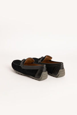 حذاء لوفرز جلد Moner