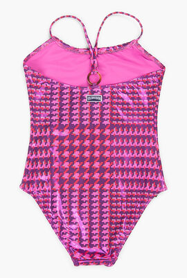 One-piece Crocros Swimsuit