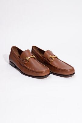 Fiordi Gancini Bit Loafers