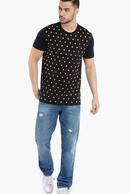 Gianni Star Studs T-Shirt
