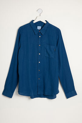 Tailored Fit Pocket Shirt