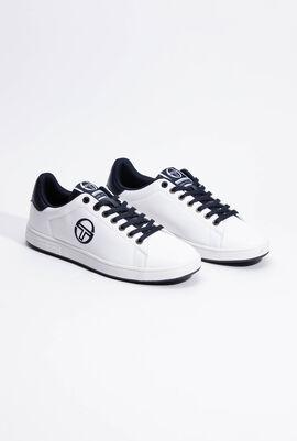 حذاء رياضي أبيض/ لون داكن Gran Torino LTX