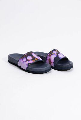 Watercolor Beach Sandals