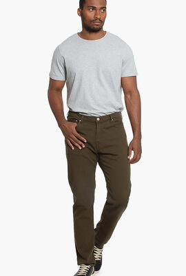 Mid Fit Chino Pants