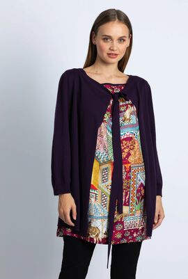 Cardinale Knitted Cardigan