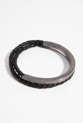 Mezzo Leather Bracelet