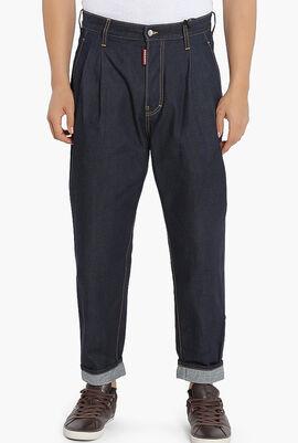 2 Pleats Fit Pants