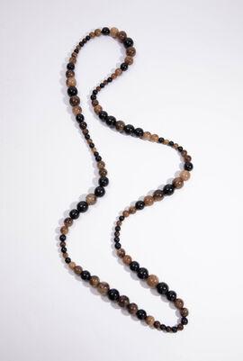 Fetta Resin Long Necklace