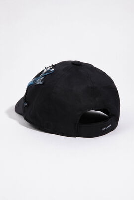 Patch Emblem Peaked Cap