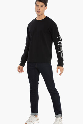 Long Sleeves Skate T-Shirt