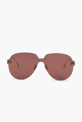 Quarke3 Oversized Sunglasses
