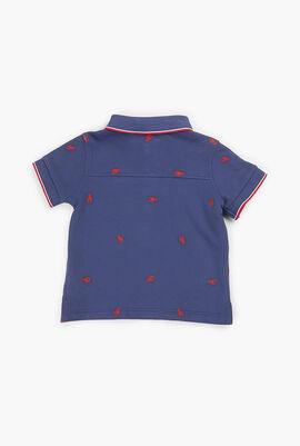 Polo Shirt with Pocket