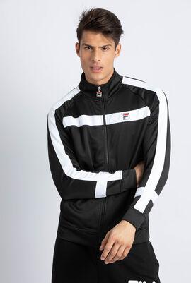 Renzo Laid On Stripe Track Jacket
