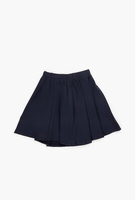 Round Pleats Skirt