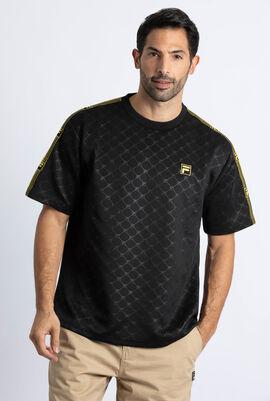 Pelle Oversized Embossed T-Shirt