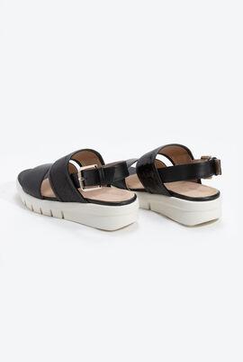 Wimbley Sequined Embellished  Sandals