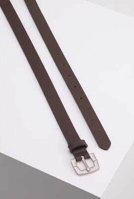 Dove Grey Women's Belt