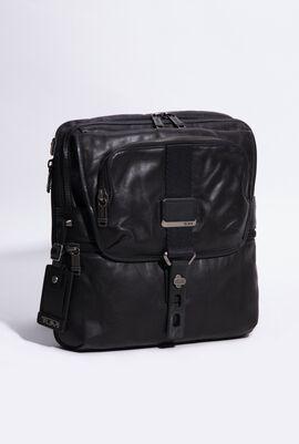 Alpha Bravo Arnold Zip Flap Crossbody Bag