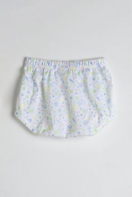 White Ella Bloomers