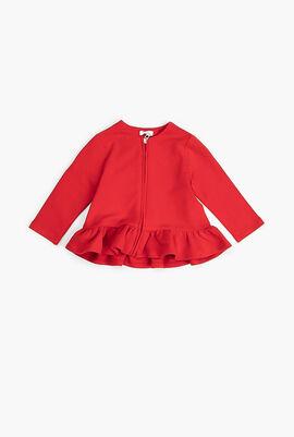 Plain Zip Jacket