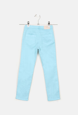 Turchese Slim Fit Trousers