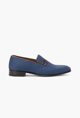 Miles 26 Weave Loafers