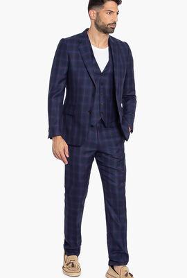 Tailored Fit 2-Button Suit Set