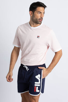 Malik Line Runner Swim Shorts