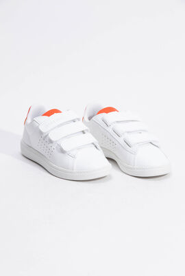 Courtset PS Sport Optical White/Orange Sneakers