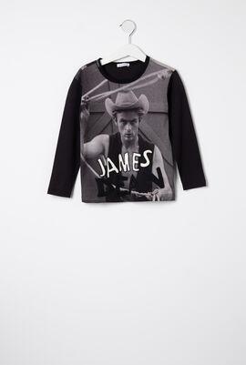 James Dean Long Sleeves T-Shirt