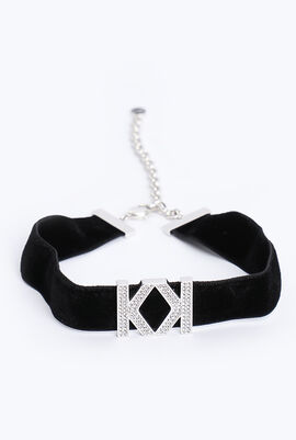 Kaia Double K Broad Choker