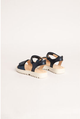 Coralie Leather Sandals