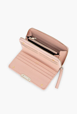 Sofia Long Leather Wallet