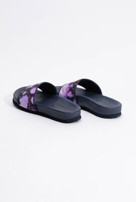 Watercolor Beach Sandals