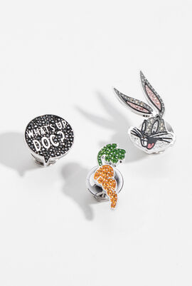 Looney Tunes Tie Pin Set