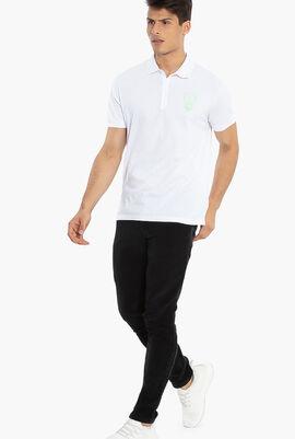Iconic Logo Polo Shirt
