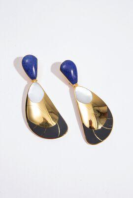 Garzon Clip Earrings