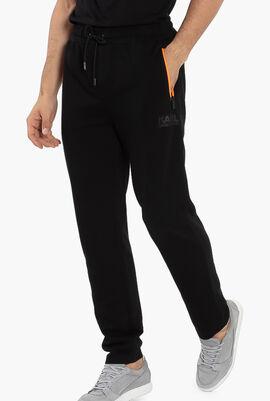 Zipped Sweat Pants