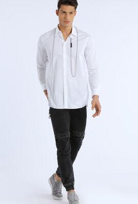 Plain Black Long Sleeves