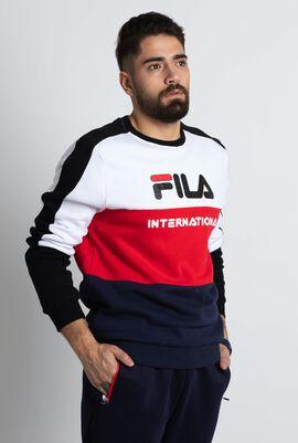 Bravo Colourblock Oversized Sweatshirt