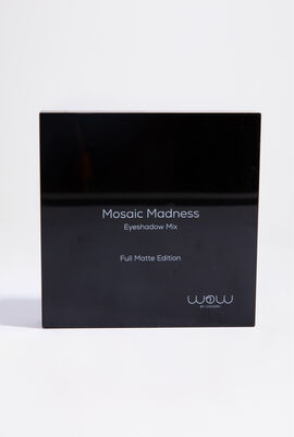 Mosaic Madness Eyeshadow Mix - Full Matte Edition, Galactic Vibes