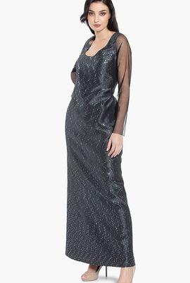 Decorato Long Dress