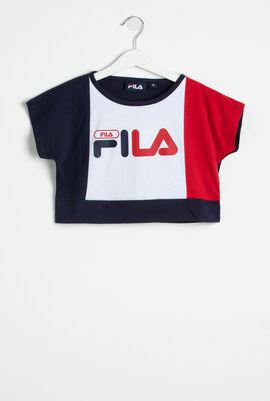 Agatha Crop T-Shirt