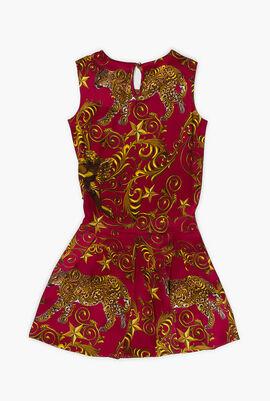 Star Sleeveless Dress